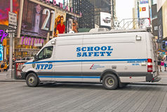 Sécurité d'école Photos stock