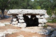 Scusi de Li de dolmen Photo libre de droits