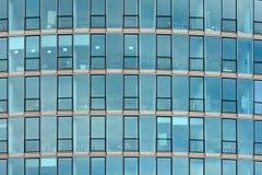 Scyscraper-Fenster Lizenzfreies Stockbild