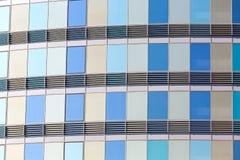 Scyscraper windows background Royalty Free Stock Photography