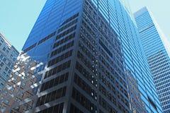 Scyscrapers in New York Stockfoto