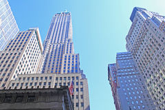 Scyscrapers a New York Immagini Stock