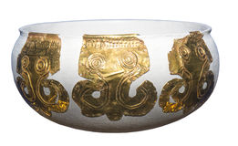 Scythian gold, 3 centuries Royalty Free Stock Image
