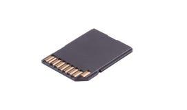 SD adaptator dla microsd Zdjęcia Stock