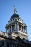 sąd baily przestępca London stary Fotografia Royalty Free
