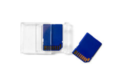 SD cards Stock Image