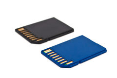 SD memory card Royalty Free Stock Image