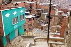 Südamerika, Bolivien, La Paz Stockfoto