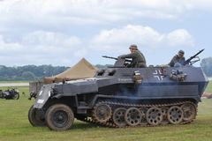 Sdkfz-251 halftrack Zdjęcie Stock