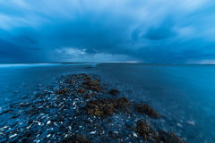 Südliches Kap Ottenby Stockbild