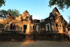 Sdok Kok Thom, Khmer temple Royalty Free Stock Photography