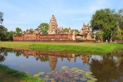 Sdok Kok Thom, Tajlandia Zdjęcia Stock