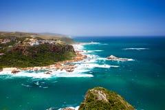 södra africa knysna Arkivbilder
