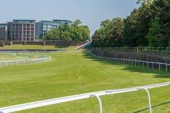 Seções da pista do cavalo Fotografia de Stock Royalty Free
