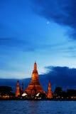 Señal de Bangkok Foto de archivo libre de regalías