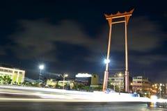 Señal de Bangkok Imagenes de archivo