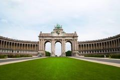 Señal de Bruselas Imagen de archivo libre de regalías
