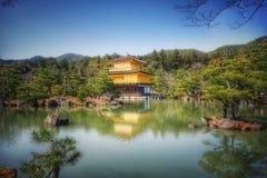 Señal de Japón del templo Foto de archivo libre de regalías