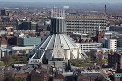 Señal de Liverpool imágenes de archivo libres de regalías