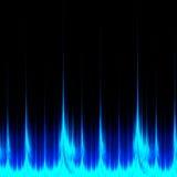 Señal de sonido de Digitaces Imagenes de archivo