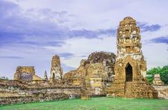 Señal de Tailandia Foto de archivo libre de regalías