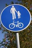 Señal de tráfico Fotografía de archivo