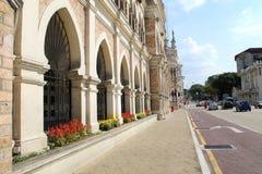 Señal famosa de Sultan Abdul Samad Building en Kuala Lumpur Imágenes de archivo libres de regalías