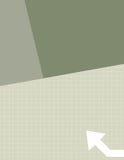 Señale la cubierta stock de ilustración