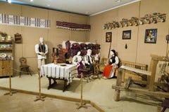 Señales de Alba Iulia - museo de la unión Fotos de archivo