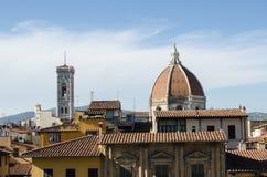 Señales de Firenze Fotografía de archivo libre de regalías