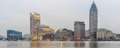 Señales de Shangai imagen de archivo libre de regalías