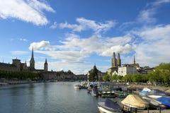 Señales de Zurich Imagen de archivo