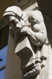 Señales históricas, sitios, estatuas en Europa Oriental imágenes de archivo libres de regalías