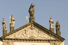 Señales históricas, sitios, estatuas en Europa Oriental imagen de archivo libre de regalías