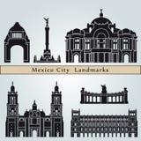 Señales y monumentos de Ciudad de México