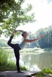 Señor de la actitud de la danza Fotos de archivo libres de regalías