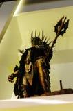 Señor de Sauron de los anillos Imagenes de archivo