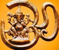 Señor Ganesh Foto de archivo libre de regalías