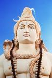 Señor Shiva Statue Imagen de archivo libre de regalías