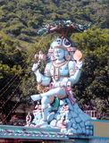 Señor Shiva Statue Fotografía de archivo