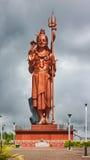 Señor Shiva Statue mauritius Imágenes de archivo libres de regalías
