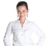 Señora asiática Professional Portrait II Imágenes de archivo libres de regalías
