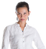 Señora asiática Professional Portrait III Foto de archivo