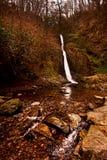 Señora blanca Falls Imagen de archivo libre de regalías