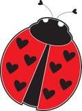 Señora Bug stock de ilustración