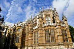 Señora capilla de Westminster Imágenes de archivo libres de regalías