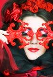 Señora creativa. Fotografía de archivo libre de regalías