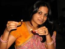 Señora de Diwali
