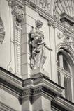 Señora de piedra Imágenes de archivo libres de regalías