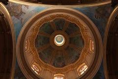 Señora de Victory Church, Malta Imágenes de archivo libres de regalías